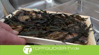 Gratinierte Austern |  AU PIED D`CHEVAL  | Topfgucker-TV