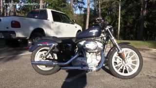 8. Used 2008 Harley Davidson XL88L Sportster Superlow
