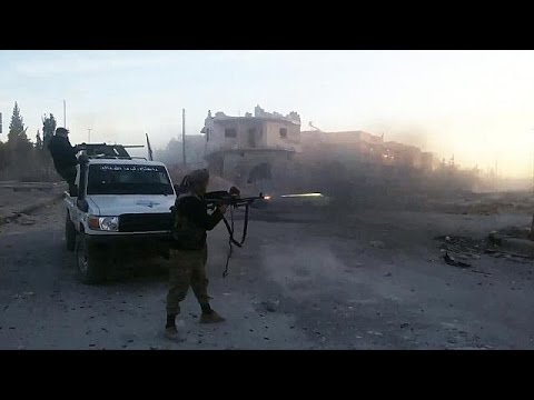 Χάνουν έδαφος οι τζιχαντιστές στην Αλ Μπαμπ