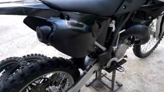3. Kawasaki Kx 125 Black Edition