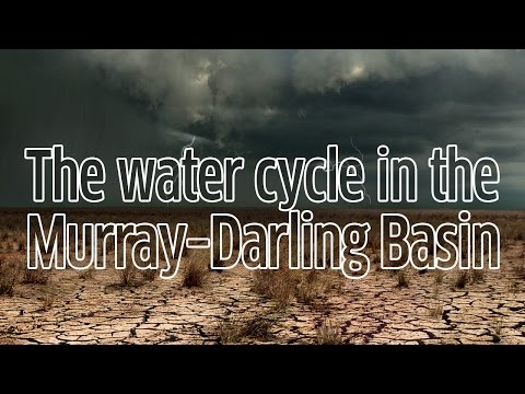 The Water Cycle in the Murray-Darling Basin