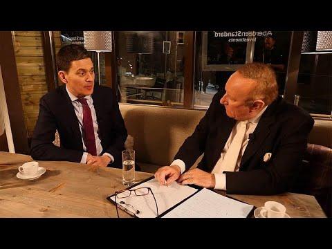 Ντέιβιντ Μίλιμπαντ: Οι προοπτικές της ευρωπαϊκής Σοσιαλδημοκρατίας…