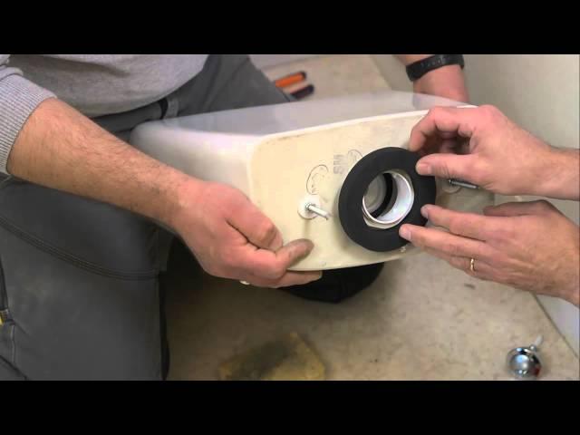 Remplacer sa cuvette wc comment remplacer un joint de chasse d eau leroy merlin - Comment changer sa chasse d eau ...