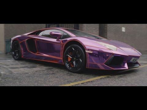 KSI - Lamborghini (Explicit) ft. P Money (видео)