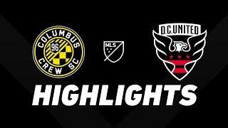 Columbus Crew SC vs. D.C. United   HIGHLIGHTS - April 24, 2019 by Major League Soccer