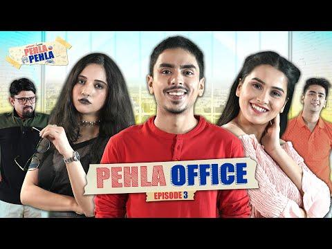 Pehla Pehla   Ep 3/3: OFFICE   Anushka Sharma & Adarsh Gourav  Mini Web Series   Alright!