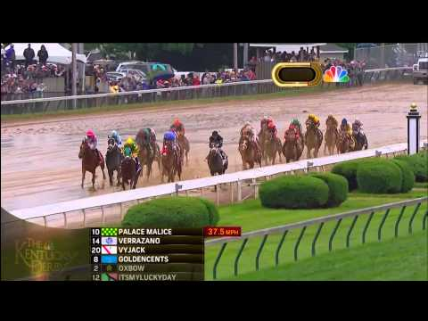 Orb Wins the 2013 Kentucky Derby