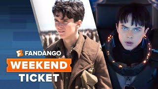 Which movie's right for you this weekend? Dunkirk? Girls Trip? Valerian and the City of a Thousand Planets?Watch more Trailers:► HOT New Trailers Playlist:http://bit.ly/2hp08G1► What to Watch Playlist:http://bit.ly/2ieyw8G► Even More on COMING SOON:http://bit.ly/H2vZUnMusic:Courtesy of Extreme Production Music USAAbout Movieclips Trailers:► Subscribe to TRAILERS:http://bit.ly/sxaw6h► We're on SNAPCHAT:http://bit.ly/2cOzfcy► Like us on FACEBOOK:http://bit.ly/1QyRMsE► Follow us on TWITTER:http://bit.ly/1ghOWmtThe Fandango MOVIECLIPS Trailers channel is your destination for hot new trailers the second they drop. The Fandango MOVIECLIPS Trailers team is here day and night to make sure all the hottest new movie trailers are available whenever, wherever you want them.