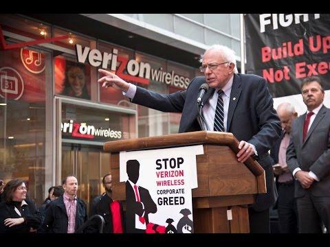 Bernie Sanders - Verizon