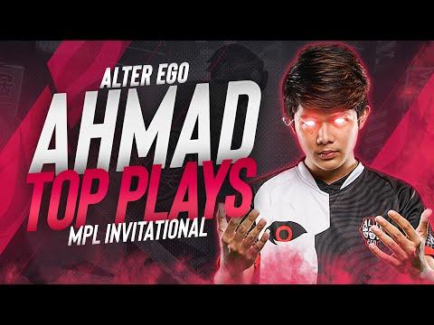 TOP PLAYS AE AHMAD MPL INVITATIONAL