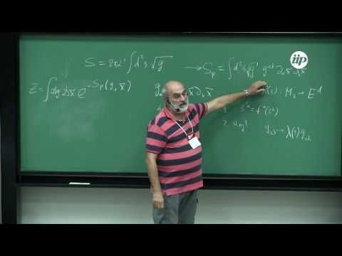 Matrix Models for non-critical strings - Ara Sedrakyan