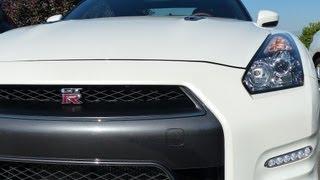 2014 Nissan GT-R : #1 Speedy Race Track Review