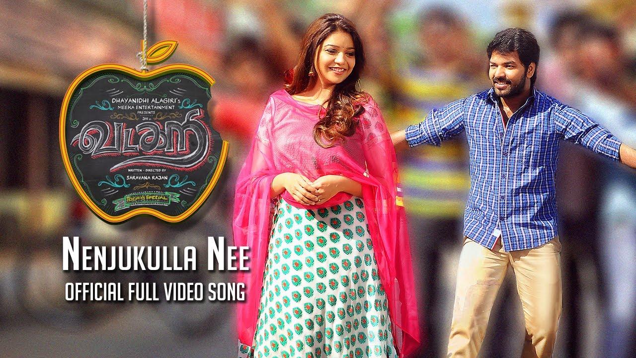 Nenjukulle Nee – Vadacurry | Full Video Song | Jai, Swathi Reddy, RJ Balaji