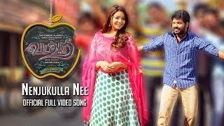 Nenjukulle Nee - Vadacurry Full Video Song