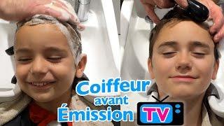 Video VLOG - Coiffeur Parisien pour Swan et Néo avant émission TV MP3, 3GP, MP4, WEBM, AVI, FLV November 2017