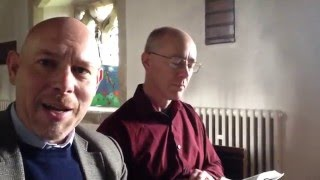 CS Lewis and his brother (video blog)