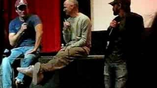 Three O'Clock High Q&A, Part 4/5 - Seth Green Film Fest