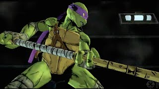 Trailer gameplay - Donatello