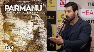 John Abraham Talking About Parmanu The Story of 'Pokhran'#celebs #stars #entertainment SUBSCRIBE OUR CHANNEL FOR REGULAR UPDATES: http://www.youtube.com/subscription_center?add_user=f3bollywoodnnewsLike us on Facebook:www.facebook.com/FirstFrameFilmsFollow us on Twitter:www.twitter.com/FirstFrameFilms
