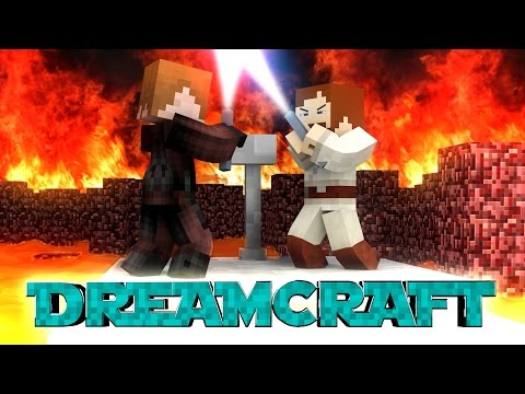 craft - Star Wars Galactic Defense: http://goo.gl/LAl2yQ Minecraft comes together with Star Wars perfectly in the mod pack Dream Craft! This Mod Pack has Futuristic Minecraft Mods along side the Minecraft...