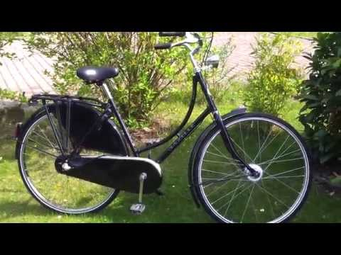 Gazelle Classic Basic Hollandrad Damen 3 Gang Hollandfahrrad