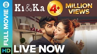 Nonton Ki & Ka | Full Movie LIVE on Eros Now | Arjun Kapoor & Kareena Kapoor Film Subtitle Indonesia Streaming Movie Download