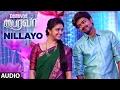 Bairavaa Songs   Nillayo Full Song   Vijay, Keerthy Suresh   Santhosh Narayanan