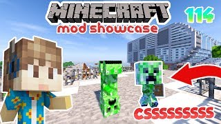 Video JANGAN PERNAH DEKETIN CREEPER PALING ANEH INI!! - MINECRAFT MOD SHOWCASE INDONESIA #114 MP3, 3GP, MP4, WEBM, AVI, FLV Januari 2019