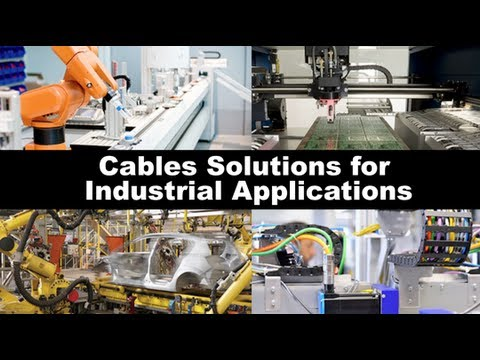 HELUKABEL Cable Solutions for Material Handling