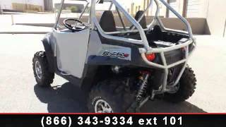 8. 2009 Polaris Ranger RZR 800 S - RideNow Powersports Peoria