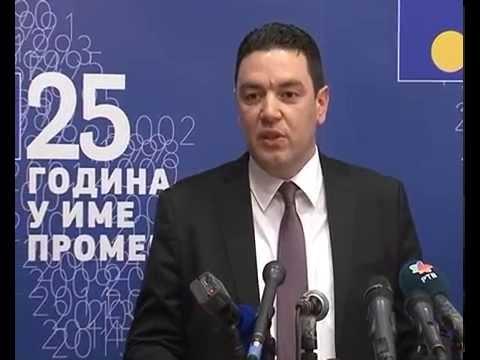 СНС уценама и претњама прекраја власт у Инђији - Мирослав Васин, Петар Филиповић