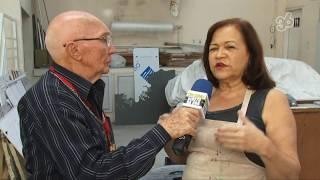 Entrevista com Dilma Carvalho