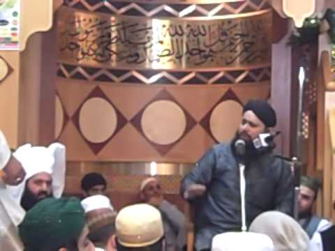 Habib-e-Khuda (Owais Qadri) Manchester Mehfil-e-Naat 2010
