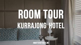 Kurrajong Australia  City new picture : Quick tour of our room at Kurrajong Hotel in Canberra, Australia