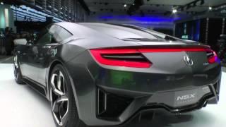 2015 Acura -  Honda NSX Concept II