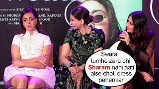 Video Kareena & Sonam Kapoor INSULT Swara Bhaskar For Wearing Short Dress At Veere Di Wedding MP3, 3GP, MP4, WEBM, AVI, FLV Mei 2018
