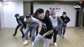 �BTS � dance performance Real WAR ver.