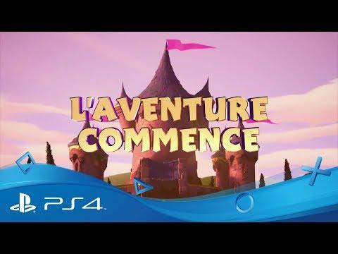 Trailer d'annonce sur PS4 et One de Spyro Reignited Trilogy