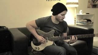 The Shins - Australia (Bass Cover)