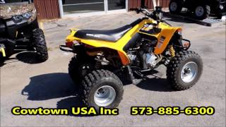 7. 2014 CAN AM DS 250