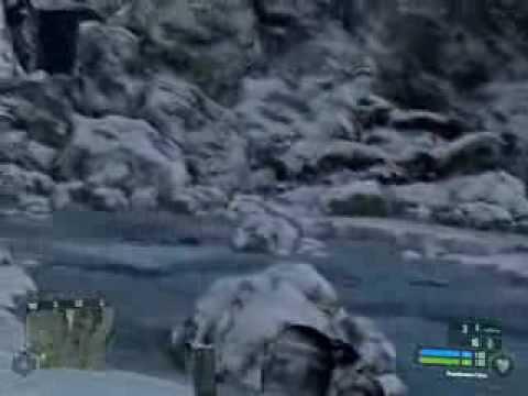 Цепной взрыв в Crysis