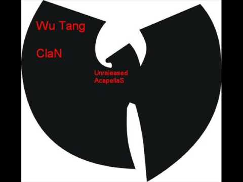 Wu-Tang Clan - Cream (Acapella)