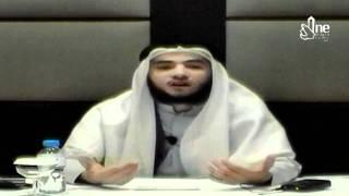 Knowing His Uniqueness (FULL VID) by Abu Mussab Wajdi Akkari