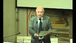 Il ruolo del Parlamento - Messaggio Presidente del Senato