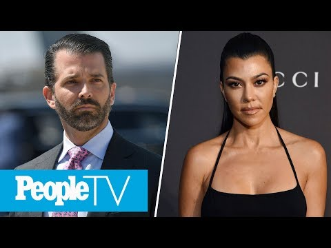 Meghan McCain Faces Donald Trump Jr., Kourtney Kardashian Stepping Back From KUWTK | PeopleTV