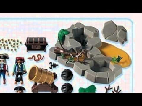 Video Video ad for the Playmobil  Pirate Starter Set 3127