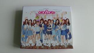 Download Lagu Unboxing I.O.I 아이오아이 1st Mini Album Chrysalis (Special Edition) Mp3