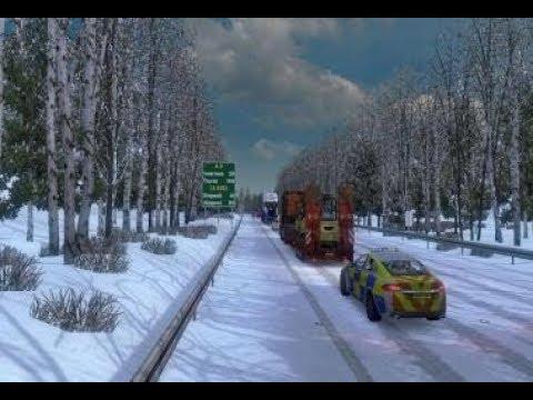 Frosty Winter Weather Mod v6.5
