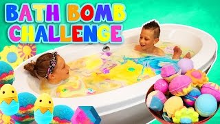 Video BATH BOMB CHALLENGE! MP3, 3GP, MP4, WEBM, AVI, FLV September 2018
