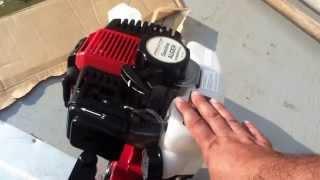 10. Harbor Freight Predator Item #60622 Gas Powered Auger